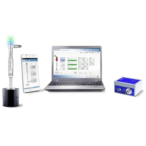 Mettler Toledo Dissolved O2 Sensors & CO2 Sensors