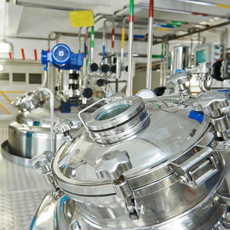 Biotech & Biopharma Process