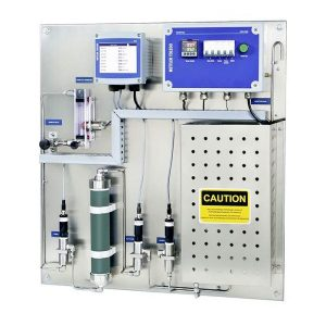 degassed cation conductivity analyzer by Mettler-Toledo