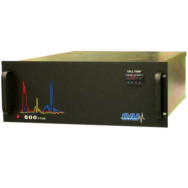 CAI Extractive Gas analyzers (O2, CO2, CO, NOx, HC) 600-FTIR