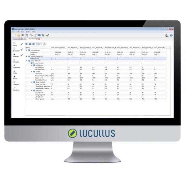 Process Information Management System define all process relevant paramenters