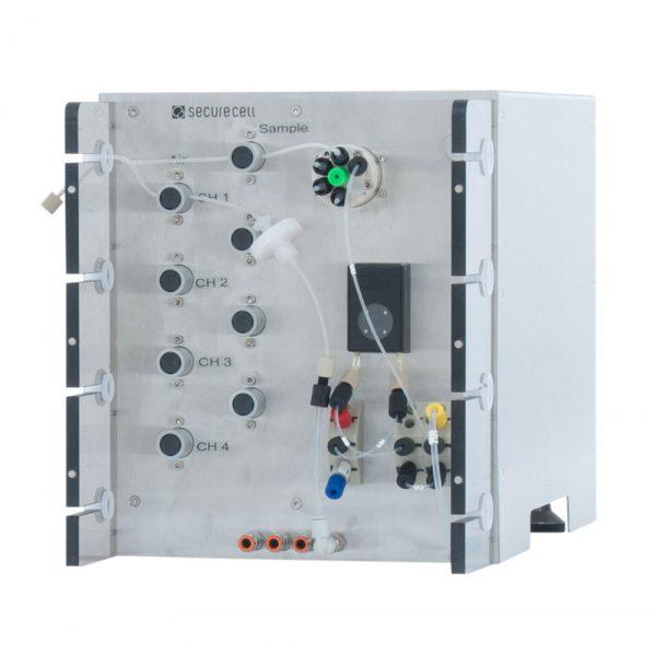 Numera Automated Sampling System MUX
