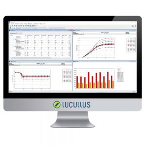 PIMS process information management system Lucullus