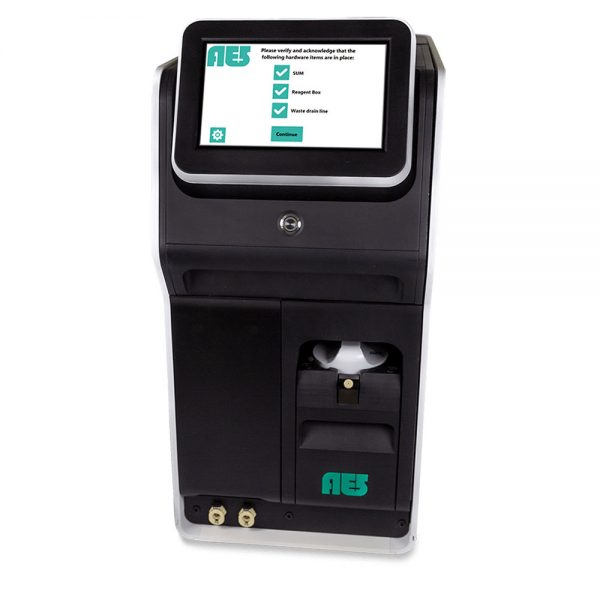 protein analyzer ProSaliX by AES