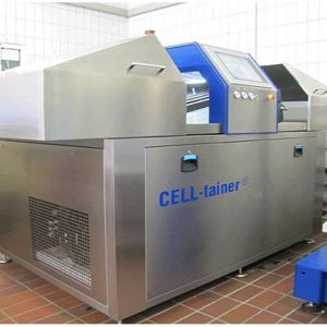 single-use rocking bioreactor CELL-tainer Custom-Pro CT200